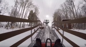Don't Miss Utah's Thrilling Mountain Coaster This Winter