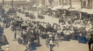 13 Vintage Photos Of Dallas – Fort Worth Streets That Will Take You Back In Time
