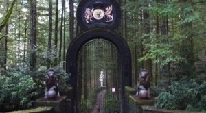 This Mysterious Temple In Oregon Is Sure To Send A Chill Running Down Your Spine