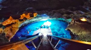 Most People Don't Realize An Underground River Flows Right Through Florida