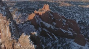 The Awesome Aerial Footage Of Colorado That Has Everyone Talking