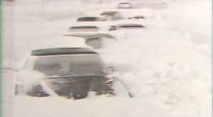 In 1983, North Dakota Plunged Into An Arctic Freeze That Makes This Year's Winter Look Downright Mild