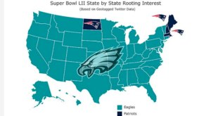 This Surprising Study Shows That Vermont Is Not Rooting For The Patriots