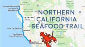 The Seafood Trail On Northern California's Coast That Is Just Like Heaven