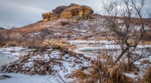 These 7 State Parks In Kansas Are Positively Enchanting In The Wintertime