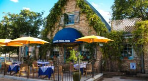 You'll Never Want To Leave This Whimsical Cottage Restaurant In Fort Worth
