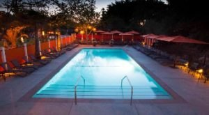 Northern California's Naturally Heated Outdoor Pool Is All You Need This Winter