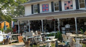 A Tiny Town In South Carolina, Landrum Is An Amazing Place To Go Antiquing