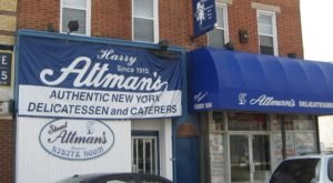 The Unassuming Deli In Baltimore That Will Make Your Taste Buds Go Crazy