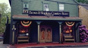 Step Back In Time At These Charming Rhode Island General Stores