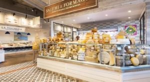 You'll Never Want To Leave This Italian Market In Boston With Over 400 Kinds Of Cheese