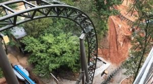 This Missouri Theme Park Is Getting Ready To Unveil A Record Breaking New Roller Coaster
