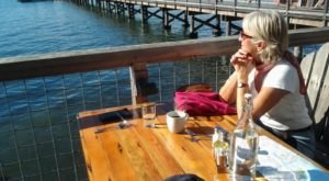 This Secluded Waterfront Restaurant In Northern California Is One Of The Most Magical Places You'll Ever Eat