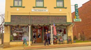 The Whimsical Tea Room In South Carolina That's Like Something From A Storybook