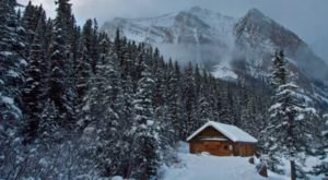 Here's The Best National Park To Visit During The Winter
