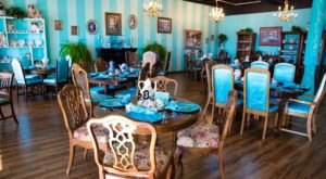 The Whimsical Tea Room In Oklahoma That's Like Something From A Storybook