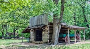 9 Historic Villages In Arkansas Where Time Stands Still