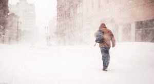 A Massive Winter Storm Is Headed Straight For The East Coast: Snow And Arctic Winds Expected