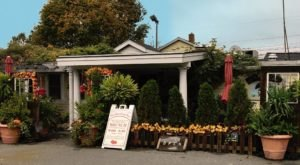 You'll Never Want To Leave This Whimsical Cottage Restaurant Near Boston