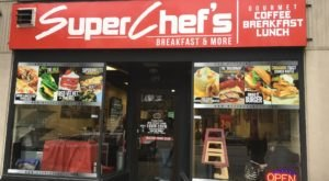 A Super Hero-Themed Restaurant In Ohio, Super Chef's Serves Fun And Delicious Breakfasts