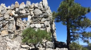 Most People Don't Know About These Strange Ruins Hiding In Northern California