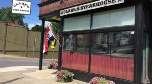 The New York Steakhouse In The Middle Of Nowhere, Clark's Steakhouse Is One Of The Best On Earth