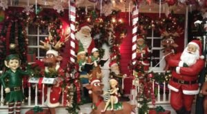 The Magical Place In Dallas – Fort Worth Area Where It's Christmas Year-Round