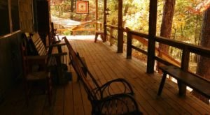 This Log Cabin Campground In Missouri May Just Be Your New Favorite Destination