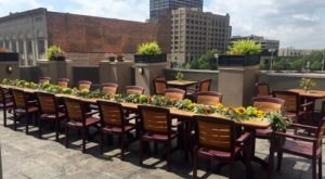 8 Restaurants With Incredible Rooftop Dining In Detroit