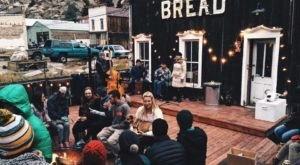 This Unique Bar Near Denver Used to Be An 1800s Bakery