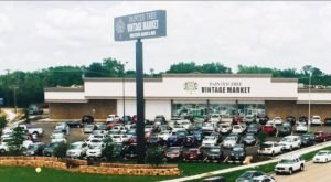 You'll Never Want To Leave This Massive Antique Market In Dallas – Fort Worth
