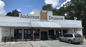 Stop By This Roadside Country Store In Mississippi For A One-Of-A-Kind Experience