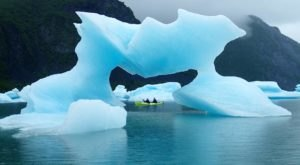 Sea Kayak At This Astounding Glacier In Alaska For The Ultimate Adventure
