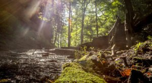 5 Little Known Canyons That Will Show You A Side Of Indiana You've Never Seen Before