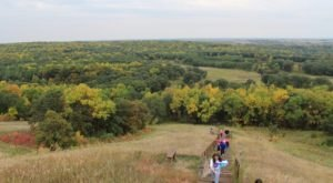 This Quaint Little Trail Is The Shortest And Sweetest Hike In North Dakota