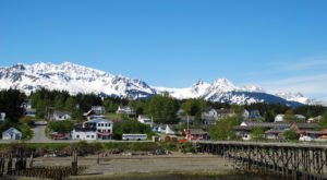 Why You'll Want To Spend An Entire Day In Alaska's Most Unique Town