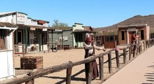 The Unique Village In Arizona Where Time Stands Still