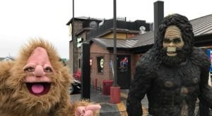 The Whole Family Will Love A Trip To This Bigfoot-Themed Restaurant In Iowa