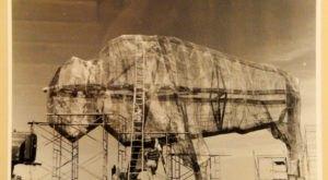 3 Rare Photos Taken During The Dakota Thunder Construction That Will Simply Astound You