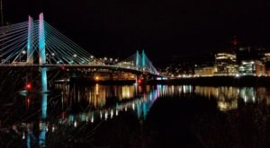 There's No Other Bridge In America Quite Like This One In Portland