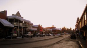 This One Street In Idaho Has Every Type Of Restaurant You Can Imagine