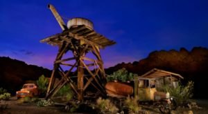 Everyone Should Take This Riveting Gold Mine Tour In A Desolate Nevada Canyon
