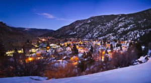 These 6 Tiny Towns Near Denver Are Picture Perfect During The Winter