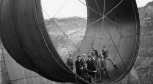 8 Rare Photos Take During The Hoover Dam Construction That Will Simply Astound You