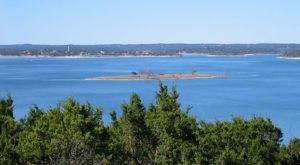 The Sapphire Lake Near Austin That's Devastatingly Gorgeous