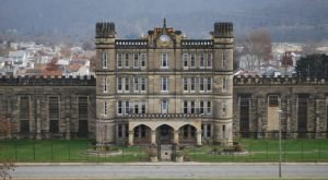 Everyone In West Virginia Should See What's Inside The Gates Of This Abandoned Prison