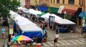 These 6 Fantastic Street Fairs Will Show You The Best Of Illinois