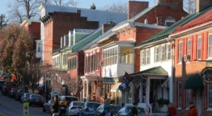 The One Small Town In West Virginia That Is Overflowing With History