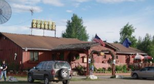 An Alaskan Steakhouse In The Middle Of Nowhere, The Turtle Club Is One Of The Best On Earth
