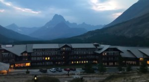 The History Behind This Remote Hotel In Montana Is Both Eerie And Fascinating
